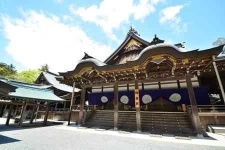 三重県の「伊勢神宮」