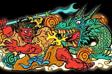 青森県青森市の「青森ねぶた祭」