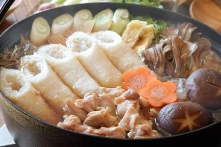 「きりたんぽ鍋」