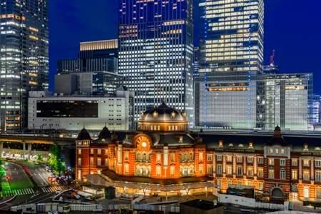 「東京駅」