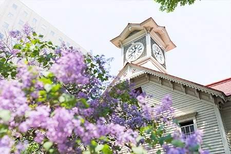 「札幌市時計台」