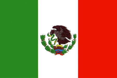 「墨」(メキシコ合衆国)