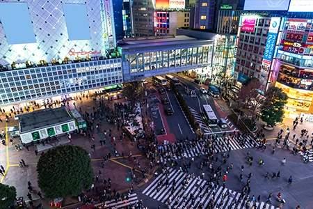 「渋谷駅」