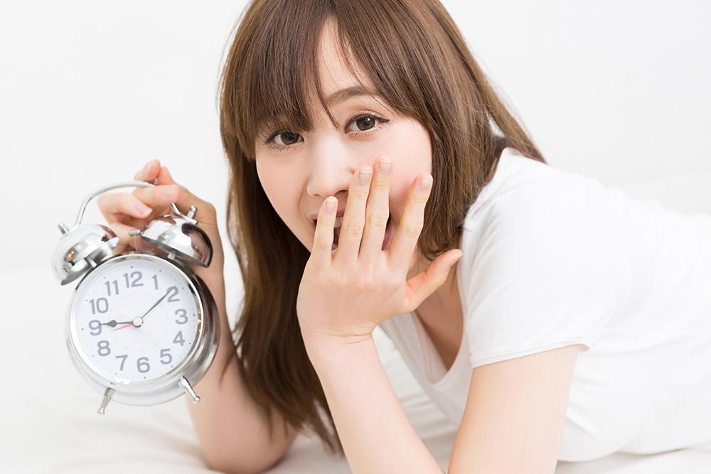 あと10分早く起きれたらしたいこと1位は◯◯!早起きしなくても叶える時短アイテムが出たぞ