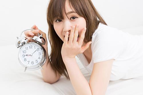 女子がもしもあと10分早く起きれたら、やりたいことランキング