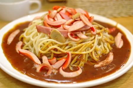 愛知県の「あんかけスパゲッティ」