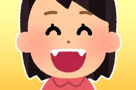 八重歯が最強にかわいい!アニメキャラランキング