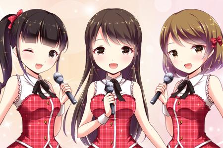 アニメ・ゲーム史上最強の女性アイドルユニットは? 2位 Aqours