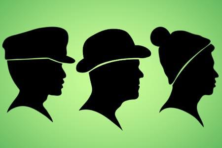 アニメ史上最も帽子が似合っている男キャラは? 2位ルフィ