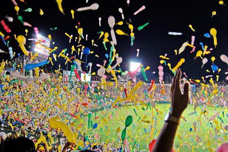 熱狂的なスポーツファンが多そうな都道府県ランキング