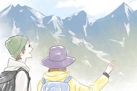 登山初心者におすすめの「山漫画」ランキング