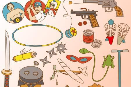 懐かし過ぎる!昭和のおもちゃランキング