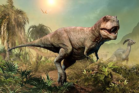 子どもも大人も大好き! 夏休みは恐竜に会いに行こう!