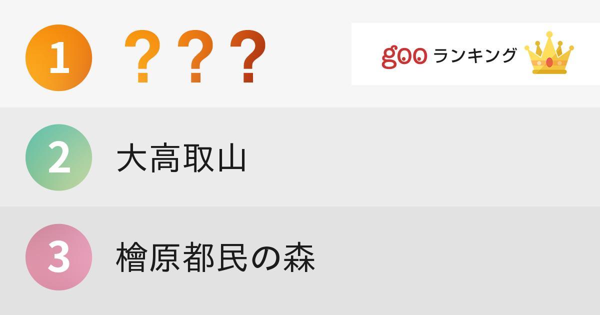 知らなかった「東京近郊の日帰りスポット」ランキング