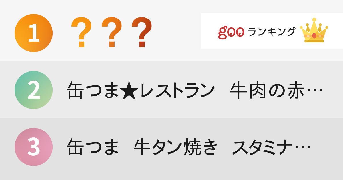 高級だけど食べてみたい500円以上の「缶つま」ランキング