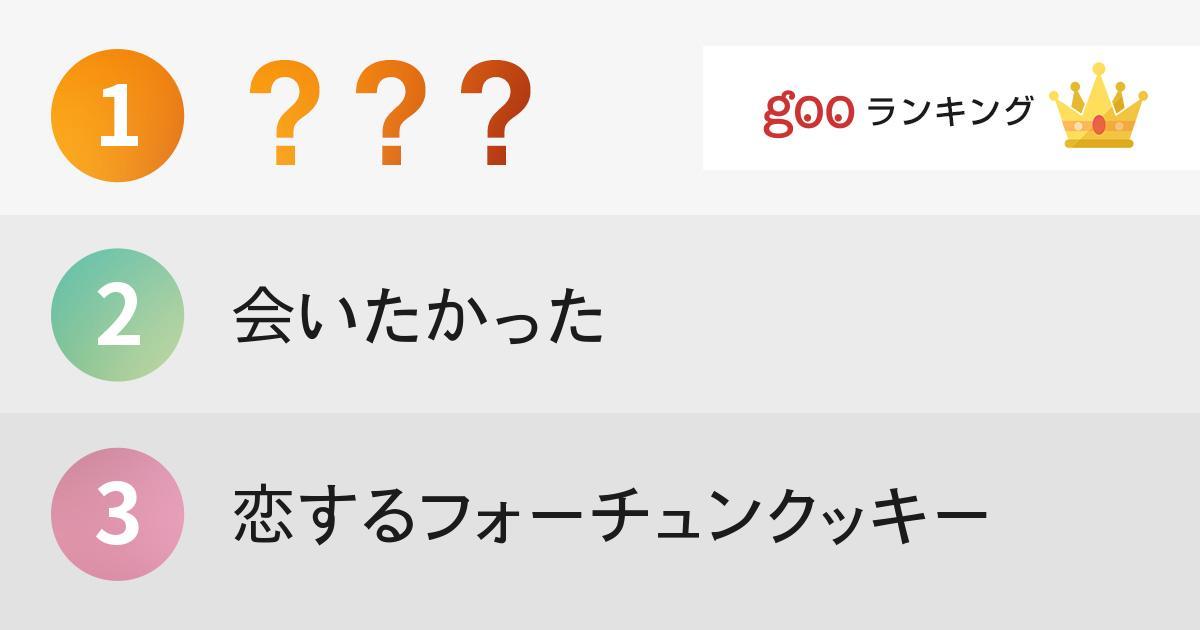 【祝!ベストアルバム発売】AKB48歴代楽曲ランキング